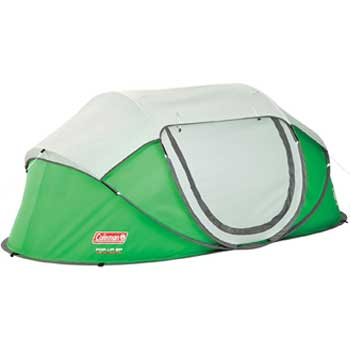 best 2 person pop up tent