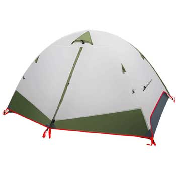 best 2 person camping tent under $100