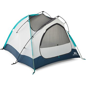 Rei 2 Person tent for windy conditions