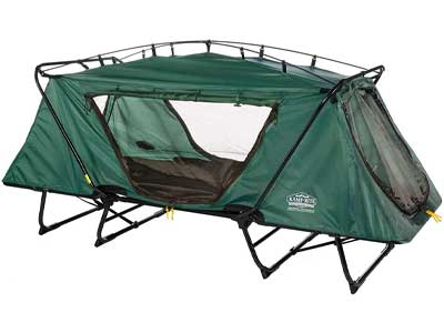 best tent cot for camping