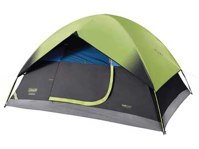 best hot weather tent