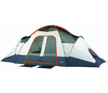 mountains trails 10 person tent
