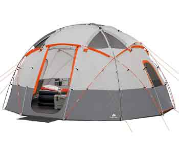 ozark trail base camp tent for 12 people
