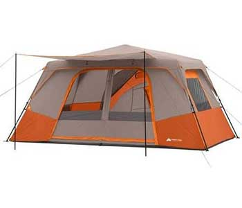 ozark trail 3 room tent