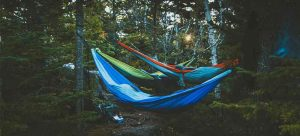 best sleeping bag for hammock camping
