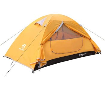 besssprot backpacking tent