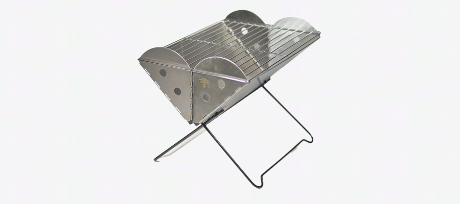what to bring dispersed camping - portable fire pit
