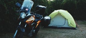 best tent for motorcycle camping