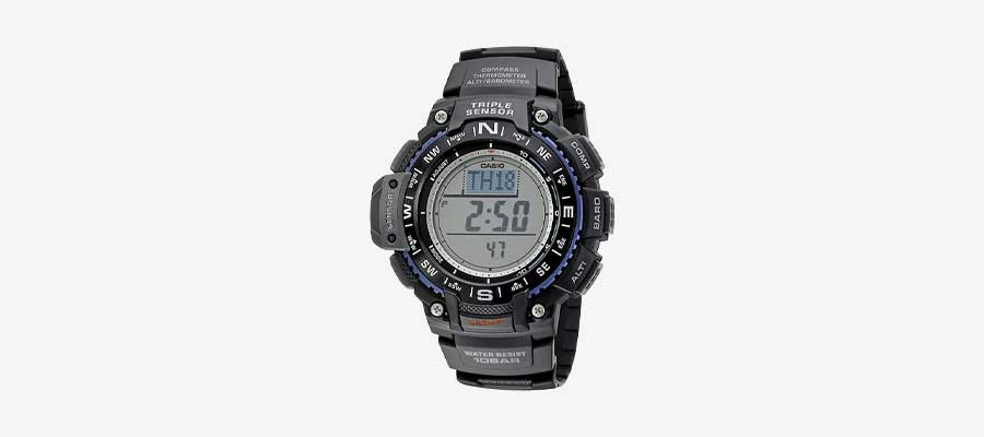 casio hiking watch