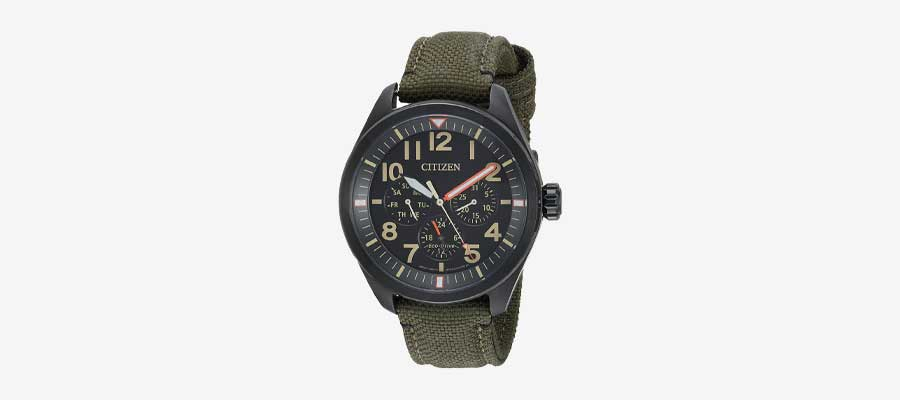 citizen hiking watch