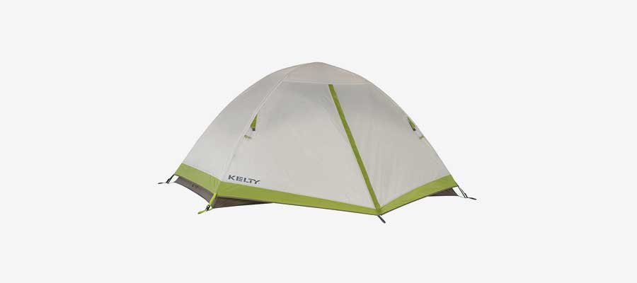 best tent for kayak camping - kelty salida