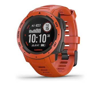 garmin hiking watch