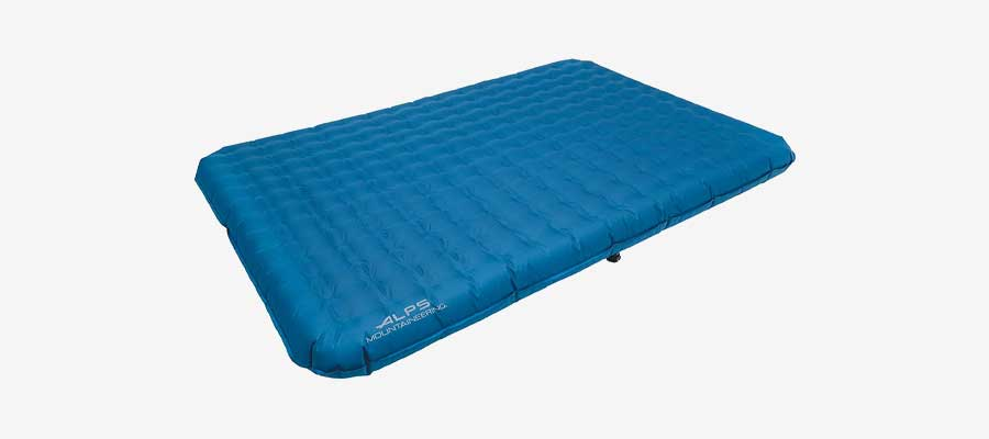 best double air mattress for camping